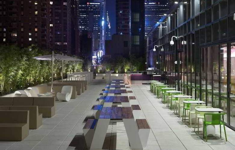 Yotel New York at Times Square - Terrace - 24