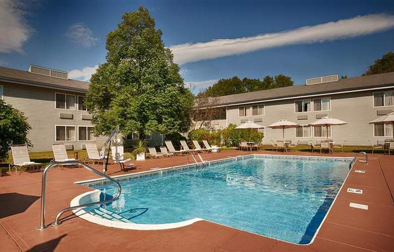 Best Western Windjammer Inn & Conference Center - Pool - 29