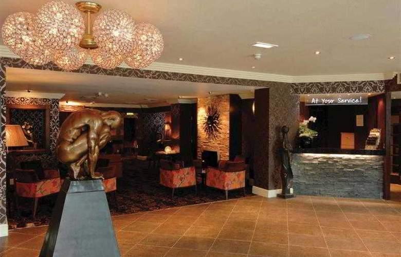 Best Western Fir Grove - Hotel - 29