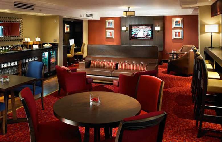 Glasgow Marriott - Bar - 13