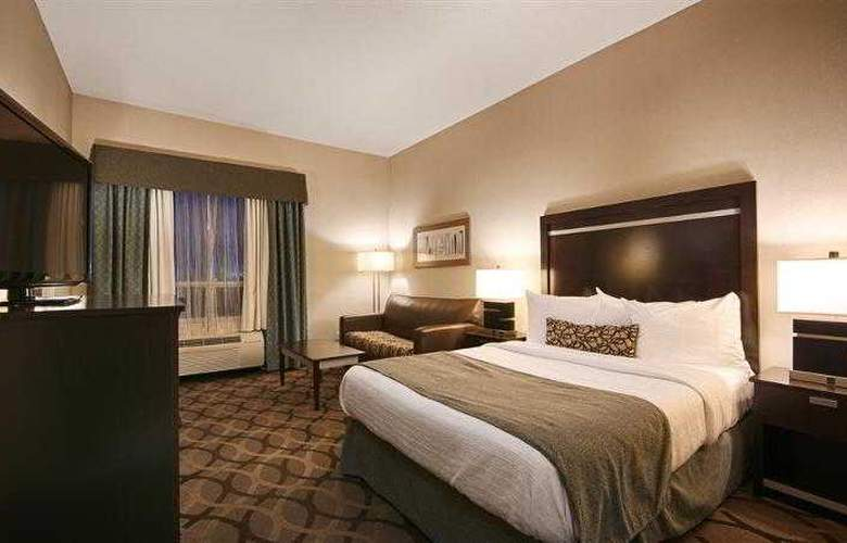 Best Western Plus Travel Hotel Toronto Airport - Hotel - 37