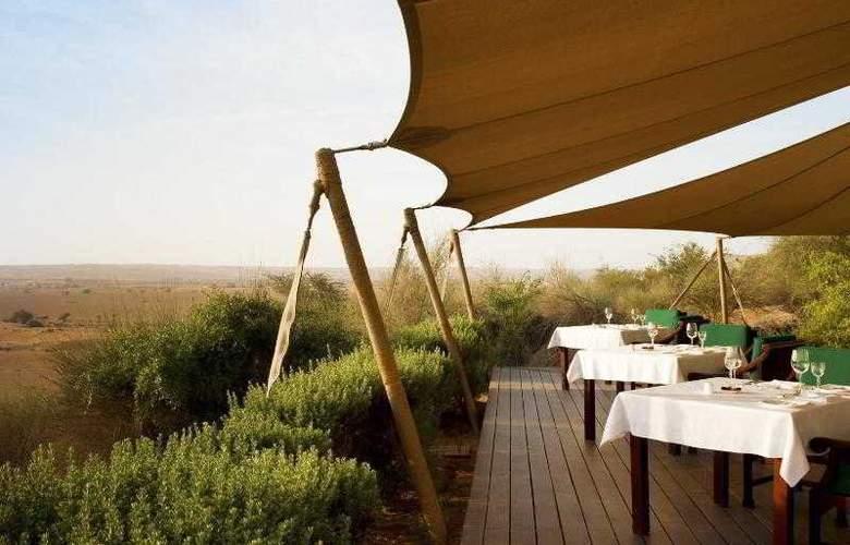 Al Maha Desert - Restaurant - 58