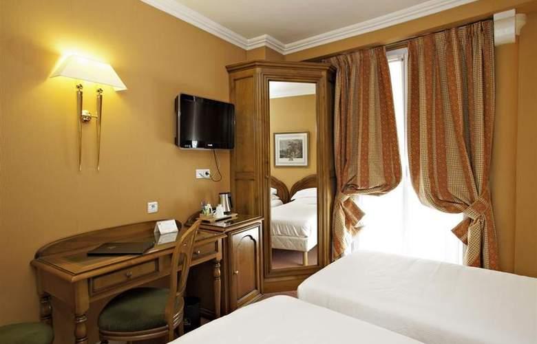 Best Western AuxDucs Bourgogne - Room - 27