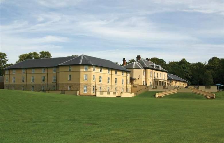 Best Western Hardwick Hall - Hotel - 22