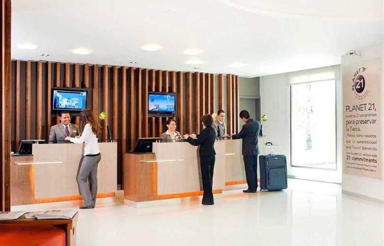 Novotel México Santa Fe - Hotel - 25
