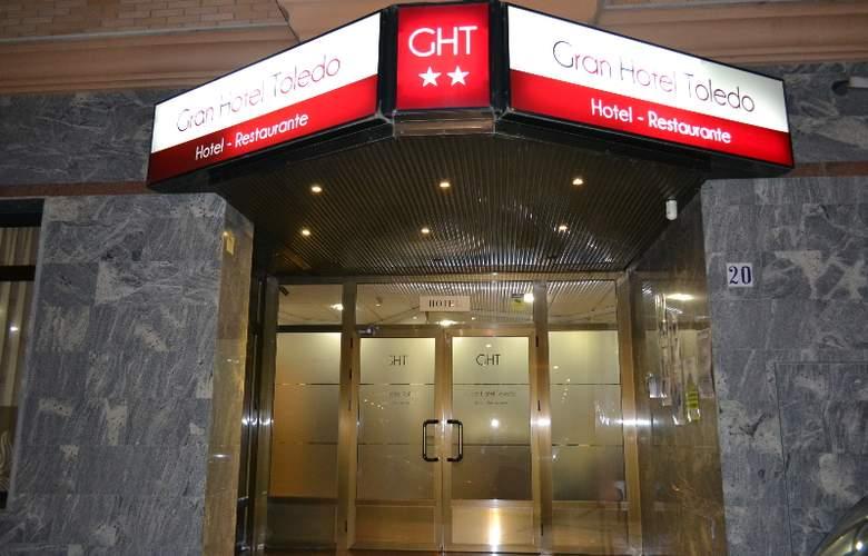 Gran Hotel Toledo - General - 0