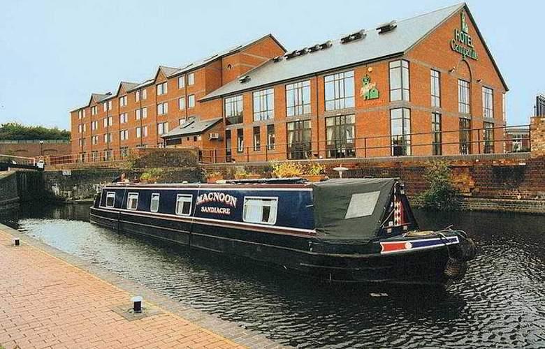 Campanile Birmingham-Central East - Hotel - 0