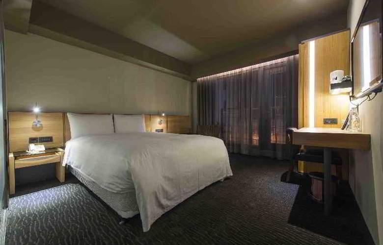 Simple+ Hotel Taipei - Room - 6