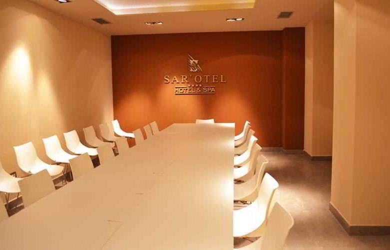 Sar'Otel Hotel & SPA - Conference - 15