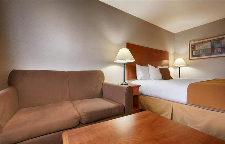 Best Western Plus Twin View Inn & Suites - Room - 32