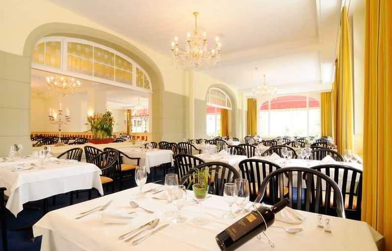 Victoria-Lauberhorn - Restaurant - 4