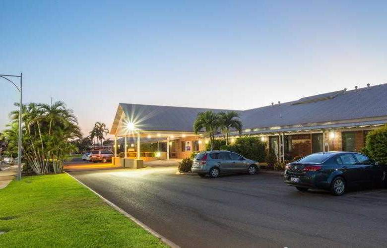 BEST WESTERN Karratha Central Apartments - Hotel - 32