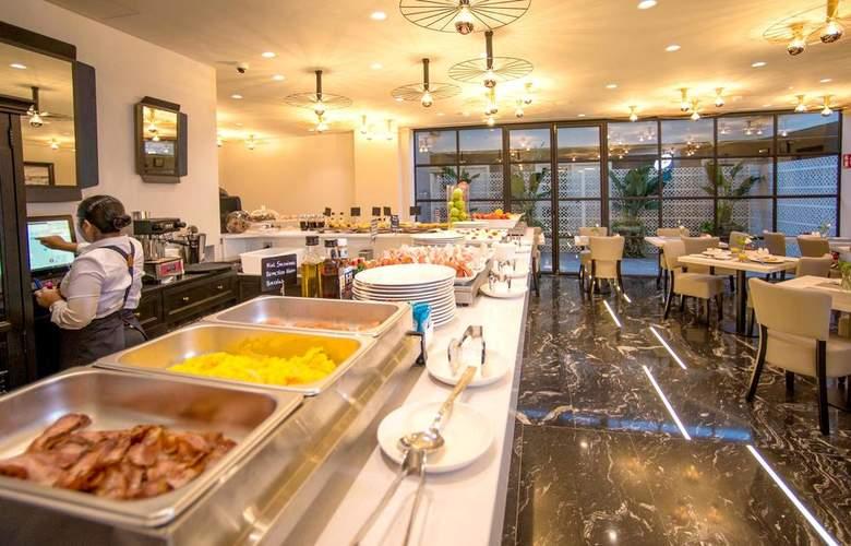 Ona Hotels Arya - Restaurant - 3