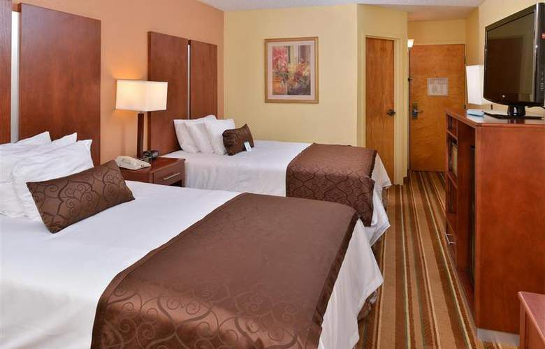 Best Western Plus Richmond Airport Hotel - Room - 103