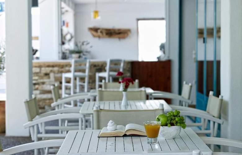 Levantes Ios Boutique Hotel - Restaurant - 22