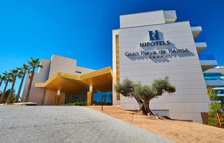 Hipotels Gran Playa de Palma - Hotel - 8