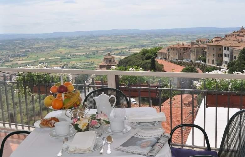 San Luca Cortona Hotel - Room - 3