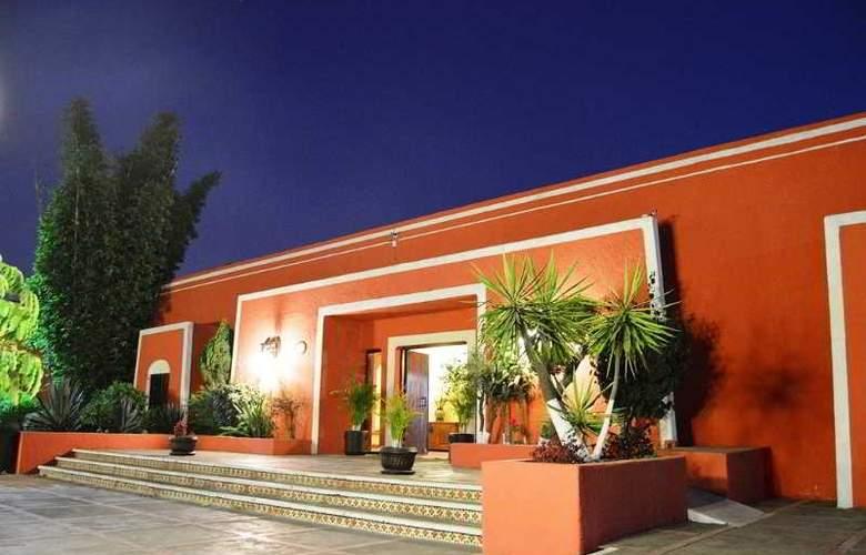 Villas Arqueologicas Cholula - Hotel - 7