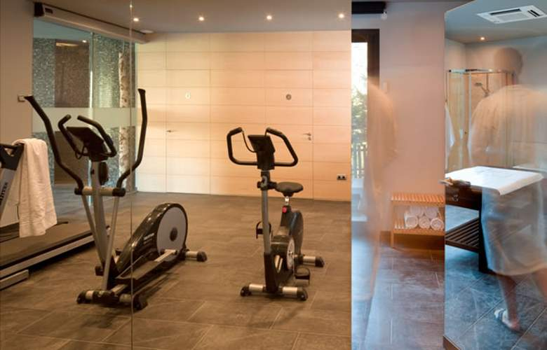 Abba Xalet Suites - Sport - 7