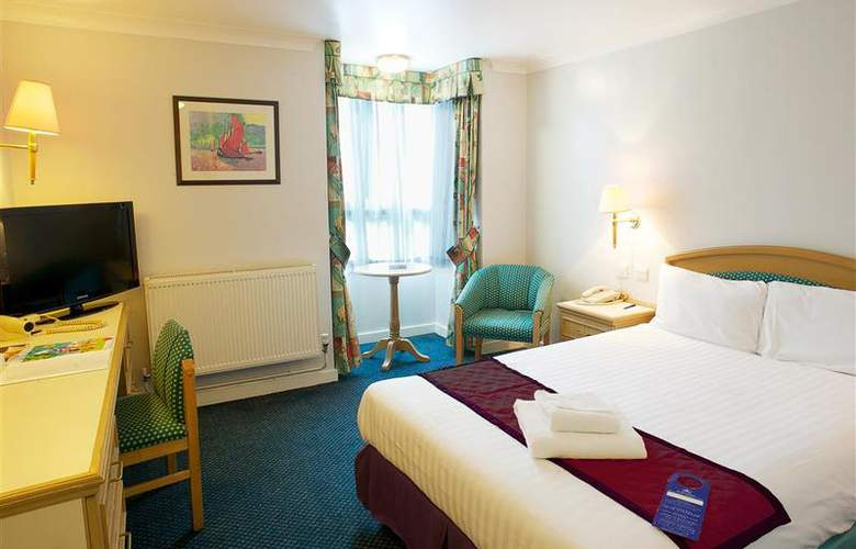 Best Western The Watermill - Room - 122