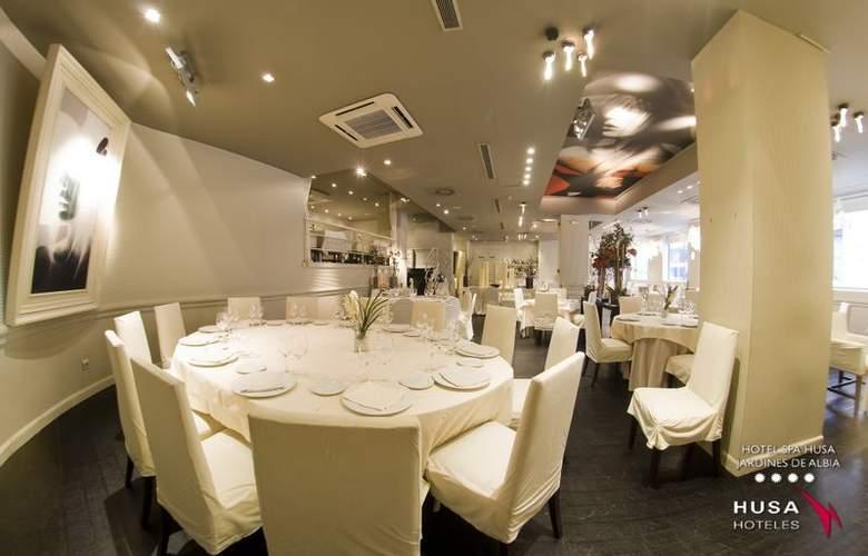 Mercure Bilbao Jardines de Albia - Restaurant - 4