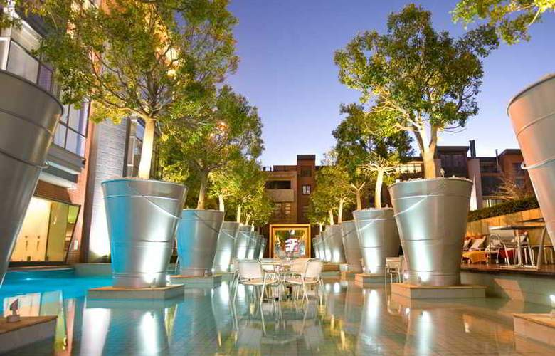 African Pride Melrose Arch - Pool - 9