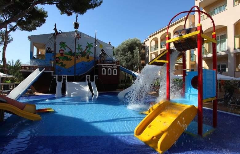 Zafiro Cala Mesquida - Pool - 14