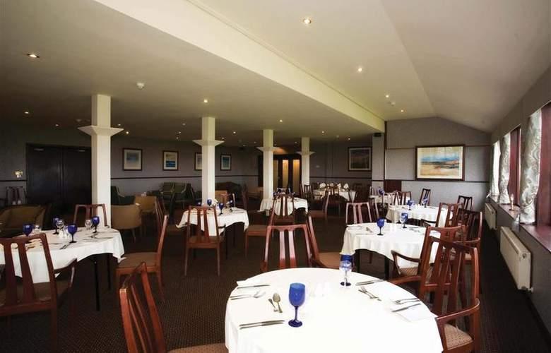 Best Western Dryfesdale - Restaurant - 375
