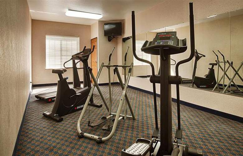 Best Western Fort Worth Inn & Suites - Sport - 88