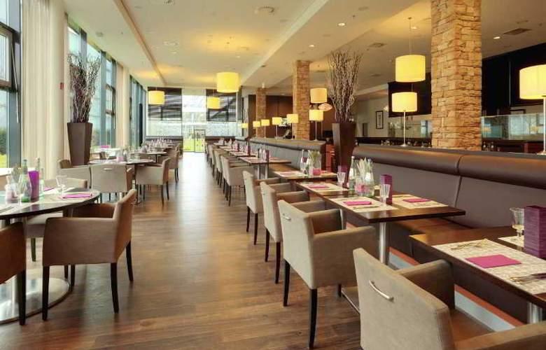 Rilano 24/7 Hotel Muenchen - Restaurant - 20