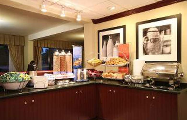 Hampton Inn Secaucus (Meadowlands Area) - Restaurant - 3