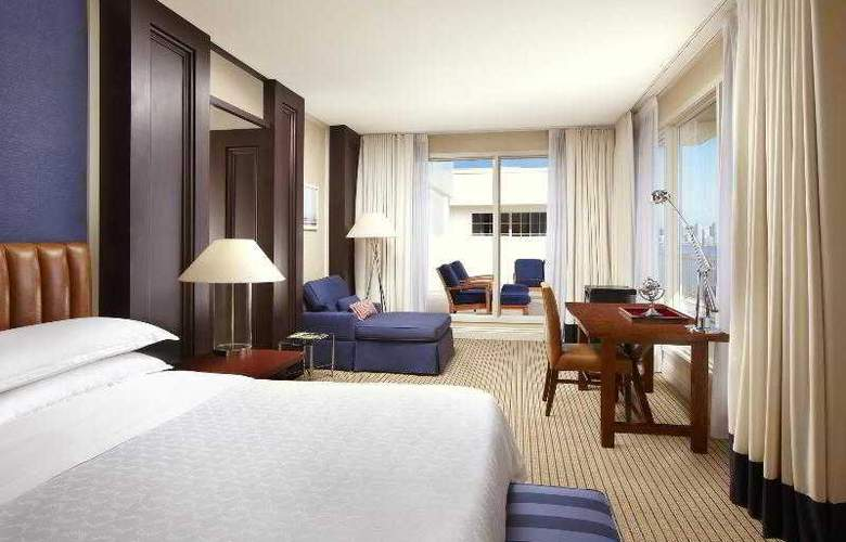 Sheraton San Diego Hotel & Marina - Room - 19
