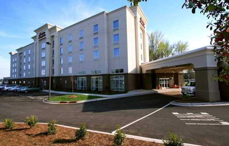 Hampton Inn & Suites Charlotte Airport - Hotel - 0