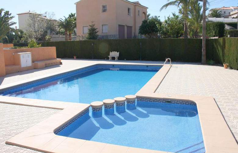Casanova Costa Calpe Bungalows - Pool - 10