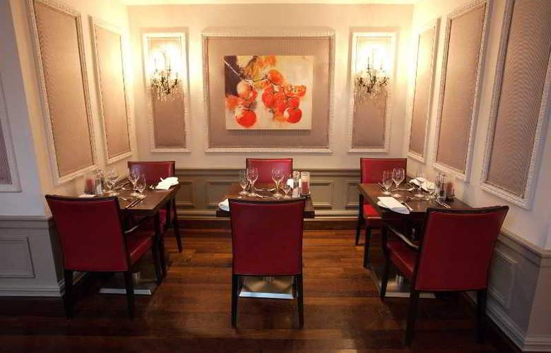 Down Hall Country House - Restaurant - 37