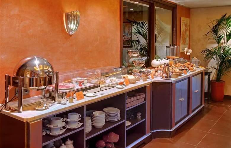 Best Western Neuville - Restaurant - 16