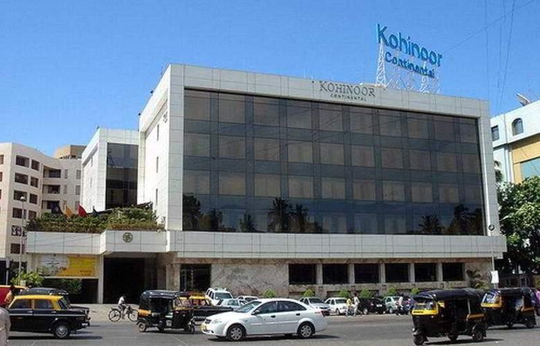 Kohinoor Continental - Hotel - 0
