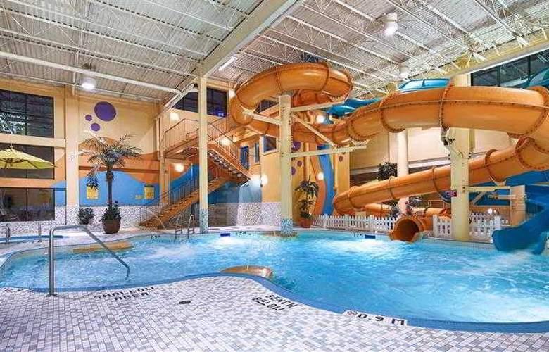 Best Western Port O'Call Hotel Calgary - Hotel - 61