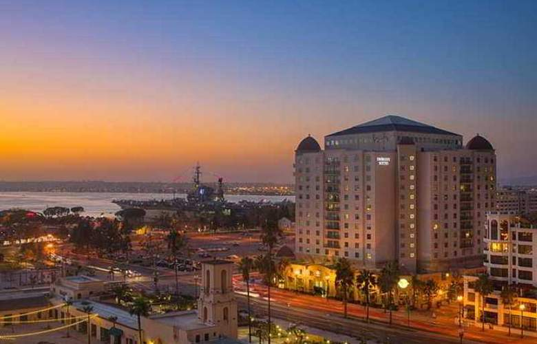 Embassy Suites San Diego Bay - Downtown - Hotel - 0