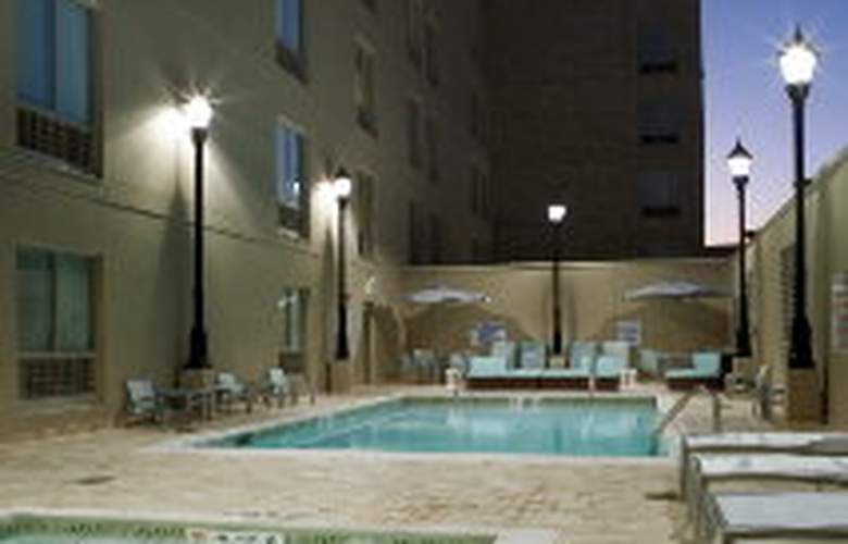 Springhill Suites Savannah Historic District - Pool - 2