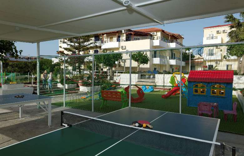 Philoxenia Hotel and Apartments - Sport - 23