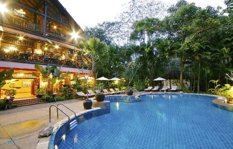 River Kwai Resotel - Pool - 17