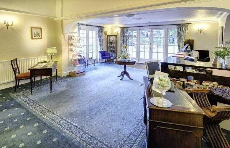 The Best Western Lord Haldon - Hotel - 18