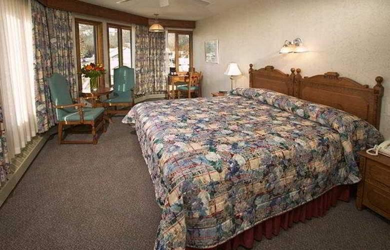 Banff International Hotel - Room - 3