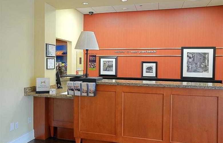 Hampton Inn West Palm Beach Central Airport - General - 0