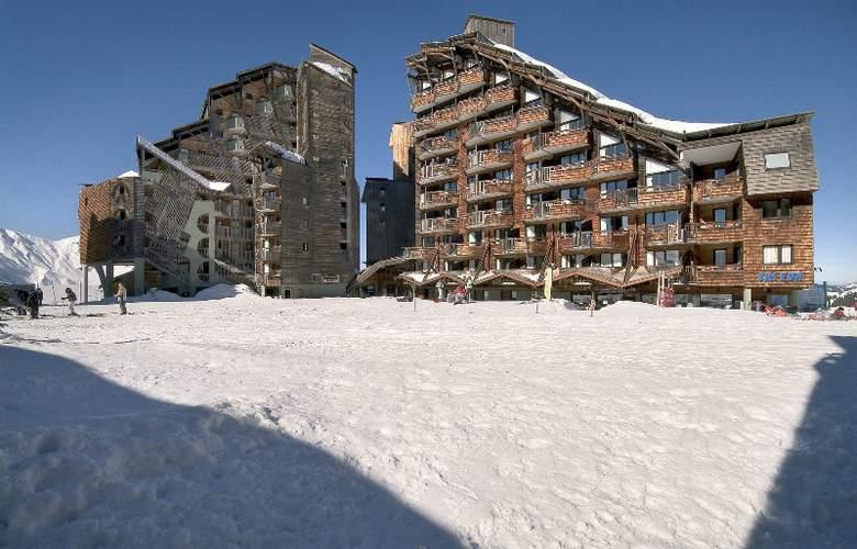 Pierre et Vacances Le Saskia Falaise - Hotel - 4