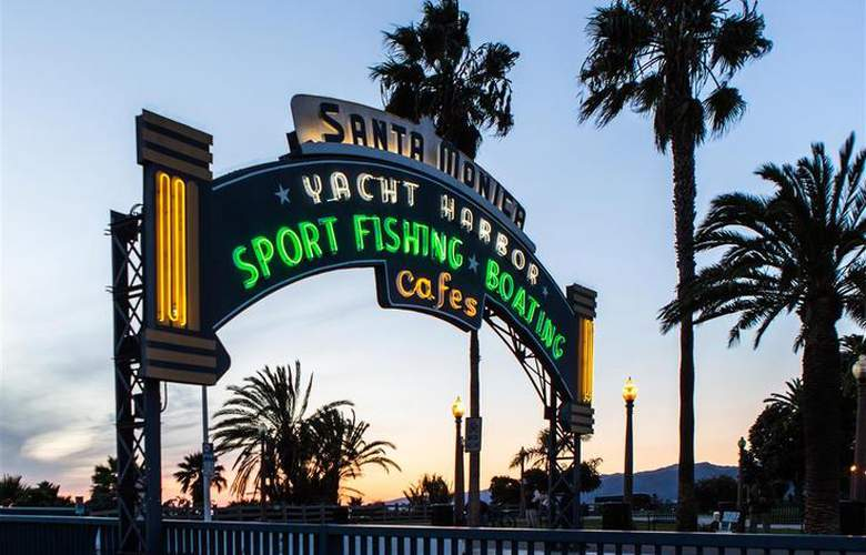 Gateway Santa Monica - Hotel - 17