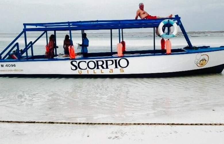 Scorpio Villas - Services - 4