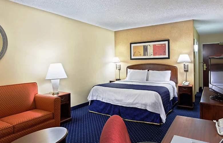 Courtyard by Marriott Chattanooga Downtown - Room - 7