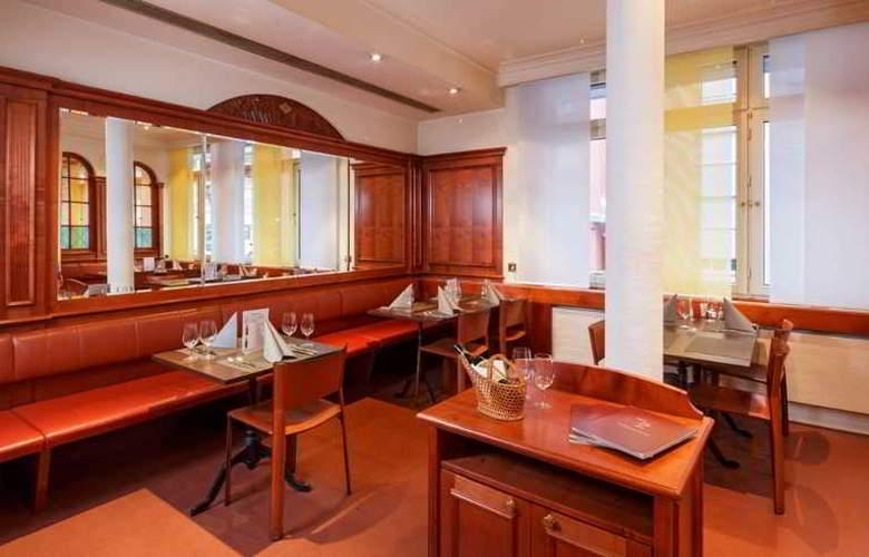 Sommerau Ticino Swiss Quality Hotel - Restaurant - 9